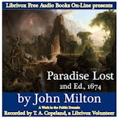 Paradise Lost MILTON Audiobook