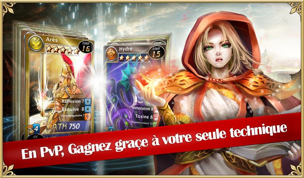 Arcane Magic - Jeu de cartes - screenshot