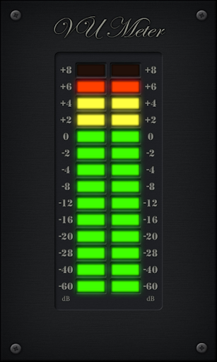 【免費音樂App】LED VU Meter-APP點子