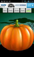 Screenshot of Halloween Pumpkin Carver