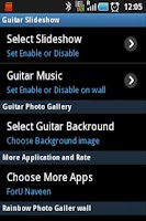 Screenshot of Guitar Touch(Play on Wall)