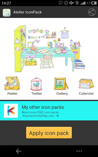 ICON PACK - Atelier FREE