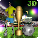 Soccer 3D LWP icon
