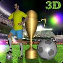 Футбол 3D LWP icon
