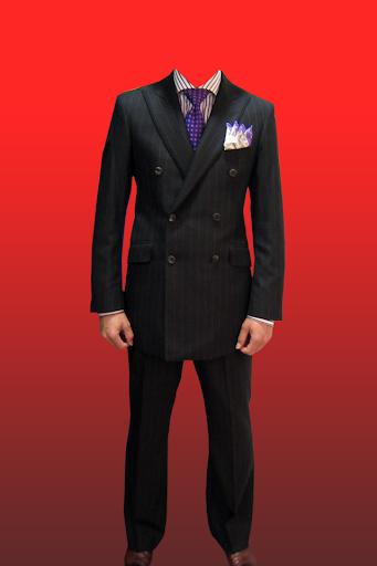 Man Fashion Photo Suit