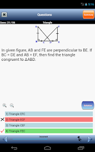 GMAT Math - screenshot thumbnail