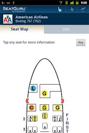 SeatGuru: Maps+Flights+Tracker Screenshot 9