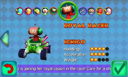 PAC-MAN Kart Rally by Namco Screenshot 3