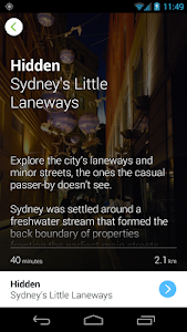 Sydney Culture Walks screenshot 1