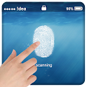 Fingerprint Lock for OS8-Prank icon