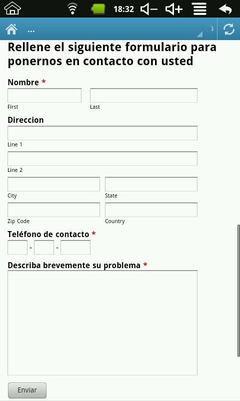 Electricista 24h Madrid- screenshot