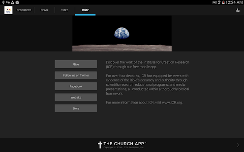 Creation Science Update - screenshot thumbnail