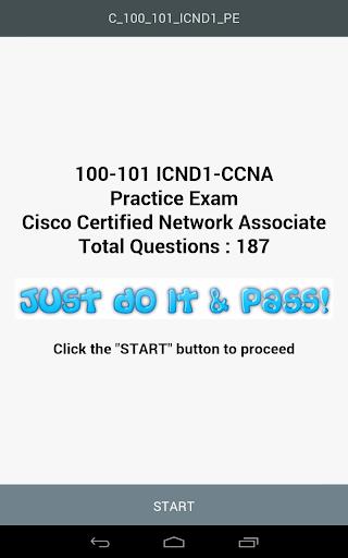 100-101 ICND1 Virtual Free
