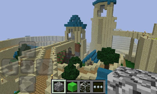 Minecraft   Pocket Edition v0.7.5 APK