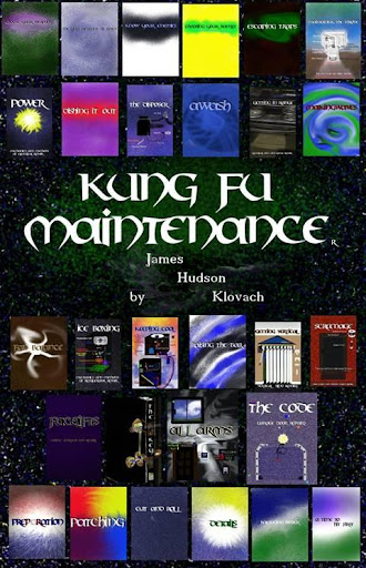 Kung Fu Maintenance App