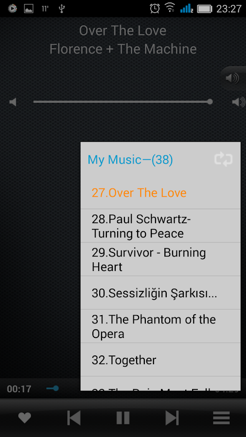 Music Player Pro- screenshot