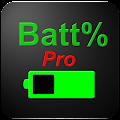 Battery Percentage Pro APK for Ubuntu