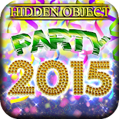 Hidden Object - Party 2015