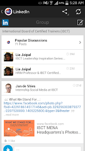 IBCT App- screenshot thumbnail