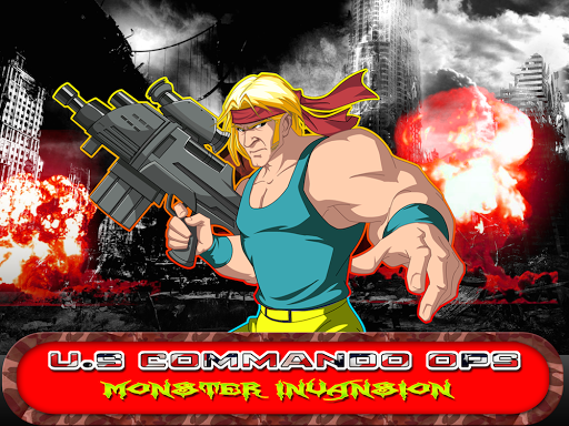 Commando Ops Monster Invasion