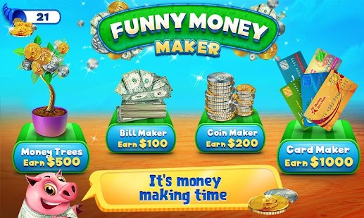 Funny Money Maker