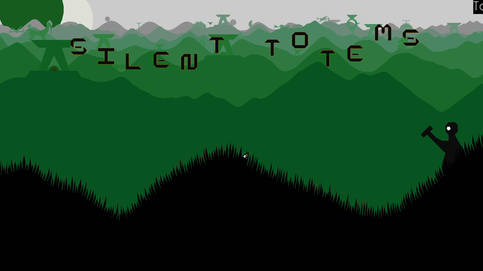 Silent Totems Demo- screenshot