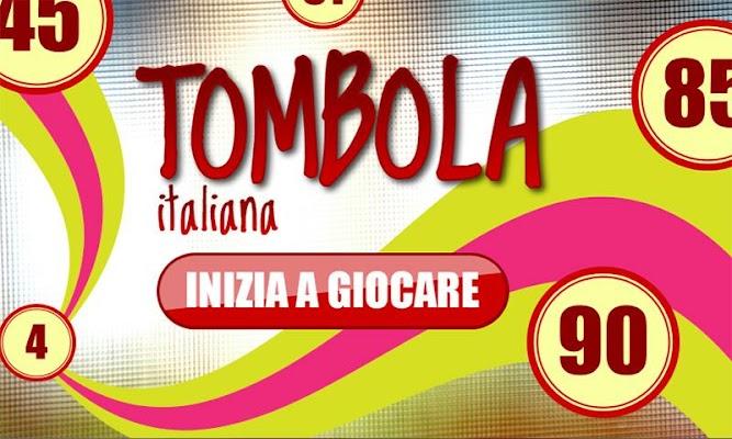 Tombola - screenshot