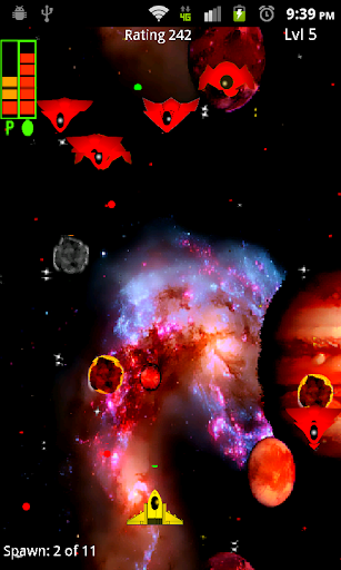 【免費街機App】Space Ships Free-APP點子
