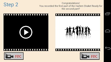 Screenshot of Harlem Shake Maker Slow Motion