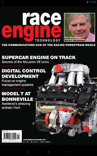 【免費新聞App】Race Engine Technology-APP點子