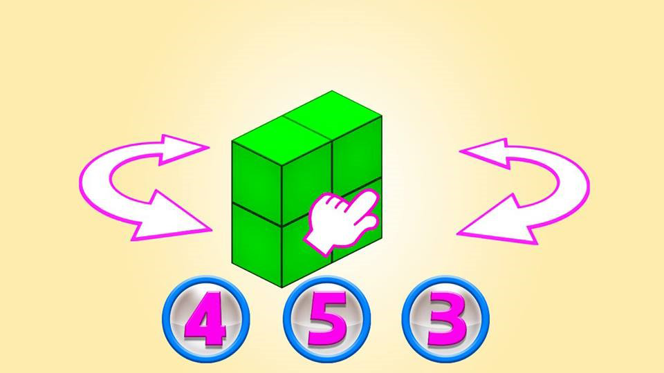 Preschool Kids How many Boxes?- screenshot