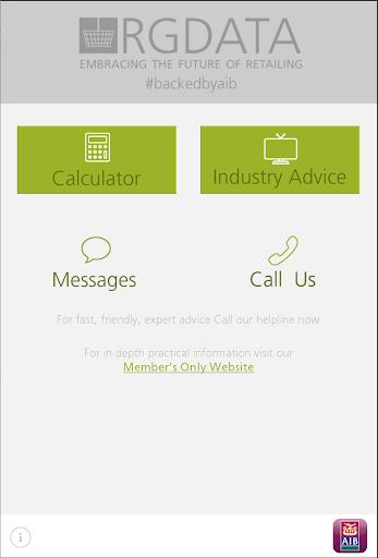 【免費商業App】RGDATA Retailer Toolkit-APP點子