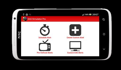EAS Simulator Pro screenshot