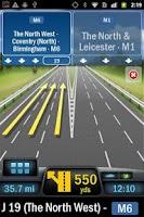 Screenshot of CoPilot Premium UK+Ireland GPS