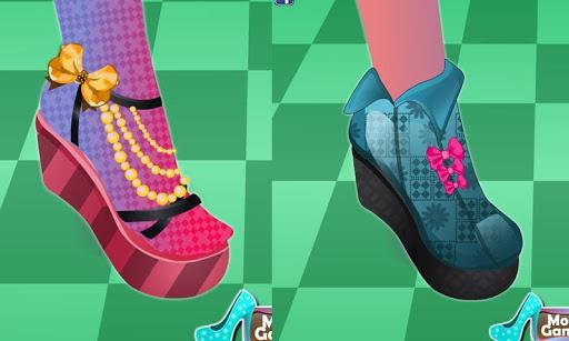 【免費家庭片App】鞋設計師 - 時尚遊戲-APP點子
