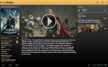 CineTrailer Cinema 3.1.8 screenshot 206340