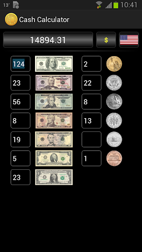 Cash Calculator free