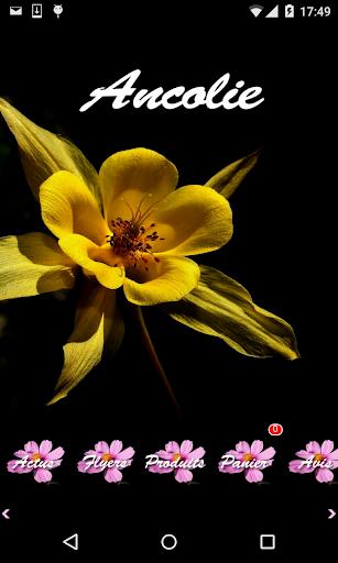 Ancolie Fleurs