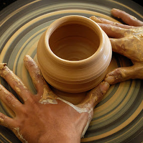 megar by Indra Prihantoro - Artistic Objects Other Objects