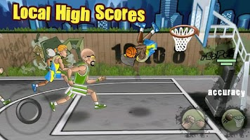 Screenshot of Streetball