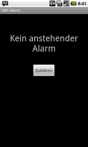 SMS Alarm Pager BOS Notruf 2.0