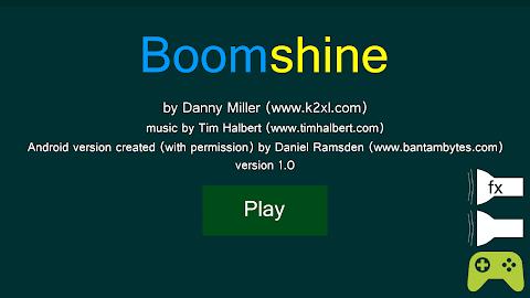 Boomshine Screenshot 3