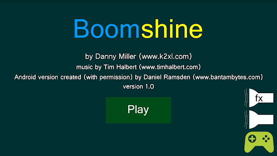 Boomshine- screenshot thumbnail