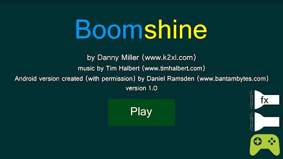 Boomshine - screenshot thumbnail