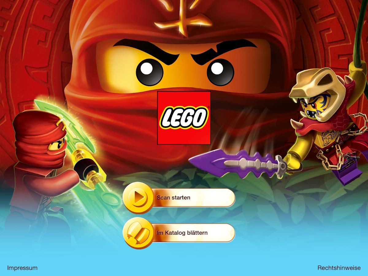 LEGO® 3D Katalog - screenshot