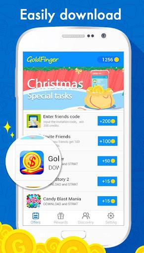 GoldFinger Rewards: Make Money