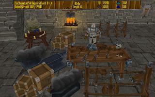Screenshot of Blacksmith Story 2