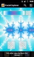 Screenshot of Fractal Explorer