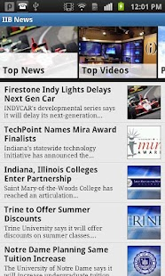 Inside INdiana Business - screenshot thumbnail