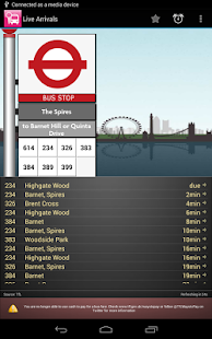 London Bus Checker Live Times Screenshot 25